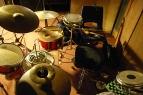 Bark! in the studio in London 2009